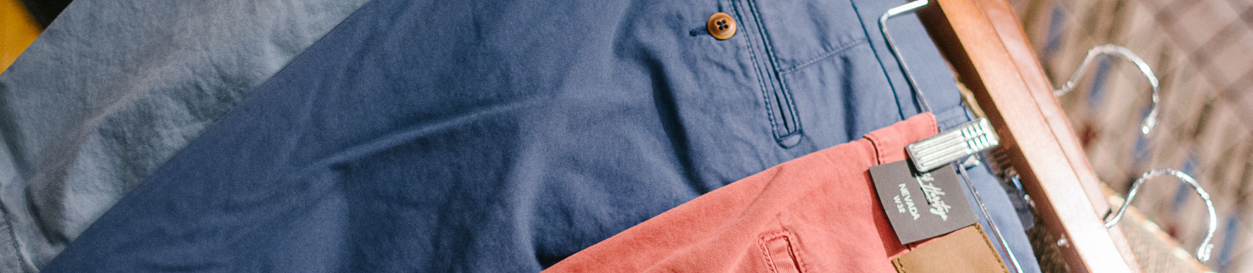 A selection of 34 Heritage shorts